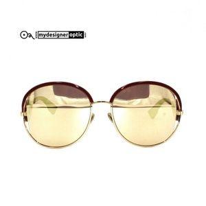 Christian Dior New Volute NOASQ 57-18 145- Optyl V